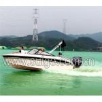 5米玻璃钢快艇