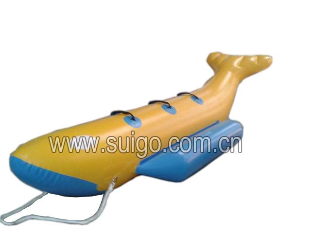 首页 产品中心 充气船-玻璃钢船 香蕉船 鲨鱼船  产品介绍